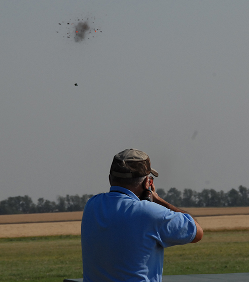 Consider, Amateur trap shooting think